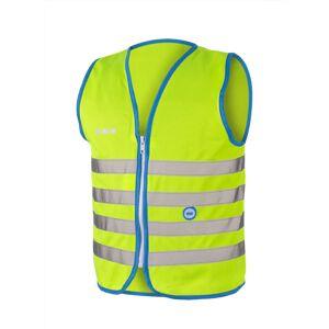 WOWOW - dětská reflexní vesta - Fun Jacket Green M