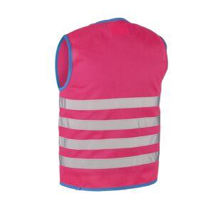 WOWOW - dětská reflexní vesta - Fun Jacket Pink S