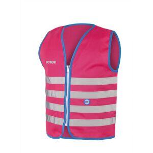 WOWOW - dětská reflexní vesta - Fun Jacket Pink L