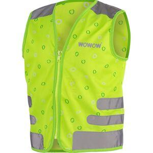 WOWOW - dětská reflexní vesta - Nutty jacket green M