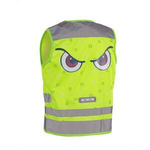 WOWOW - dětská reflexní vesta - Nutty jacket green L