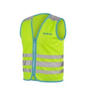 WOWOW - dětská reflexní vesta - Wowow Jacket Green M