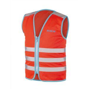 WOWOW -dětská reflexní vesta - Wowow Jacket Red S