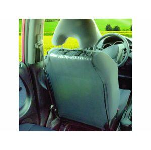 DIAGO Ochranný kryt na přední sedadlo TRANSPARENTNÍ