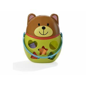 BRITTON medvídek  pro poznávání tvarů