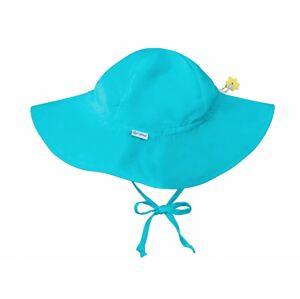 Iplay / GREEN SPROUTS– sluneční klobouček s UV ochranou – MODRÁ