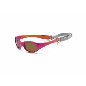 KOOLSUN  sluneční býle FLEX růžová/oranžová 0+