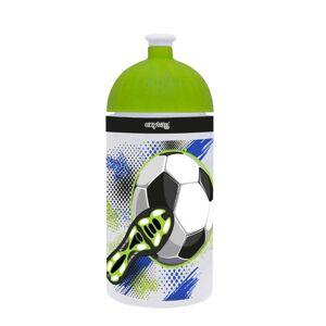 Oxybag   Fľaša na pitie 500 ml - futbal