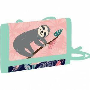 OXYBAG Detská textilná peňaženka - Leňochod