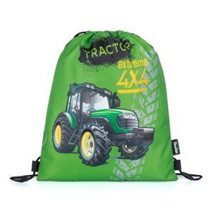 OXYBAG Vrecko na cvičky - traktor