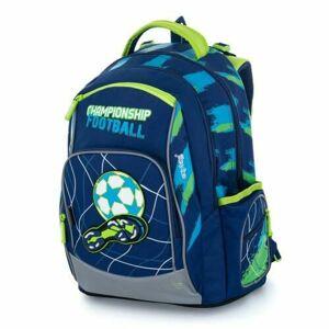 OXYBAG Školský batoh - OXY Style Mini football blue