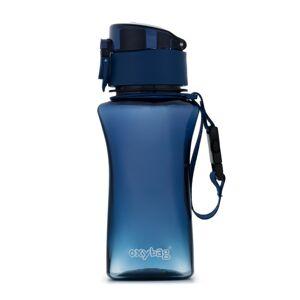 OXYBAG Fľaša na pitie 400 ml TRITAN - dark blue