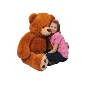 MAC TOYS Veľký medveď čokoládovo hnedý