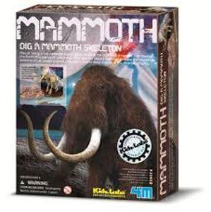 4M Skelet dinosaura - Mamut