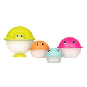 CANPOL BABIES Sada kreativních hraček do vody s dešťovou sprchou OCEÁN
