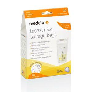 Medela Sáčky na skladování mléka - 25 ks