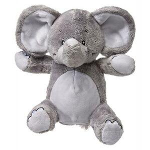 My Teddy Můj první slon - plyšák - šedý