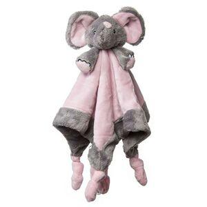 My Teddy Můj první slon - muchláček - růžový
