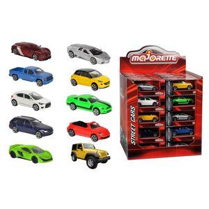 Majorette Autíčko kovové Street Cars, DP40, 10 druhov