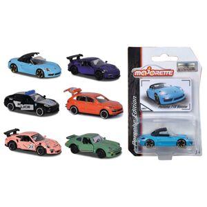 Majorette Autíčko Porsche Premium, 6 druhov, 7,5 cm
