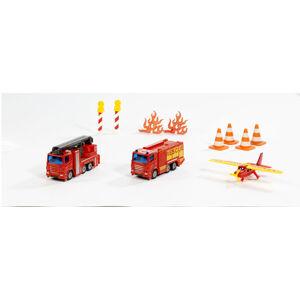 SIKU Super - set hasičská vozidla a příslušenství