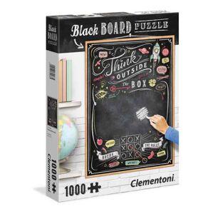 Puzzle 1000 dílků Blackboard - Think Outside the Box