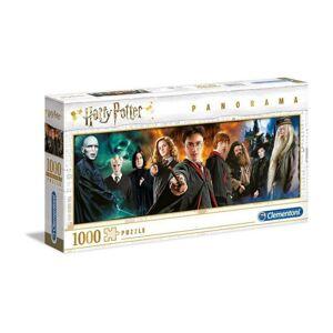 Puzzle 1000 dílků Panorama - Harry Potter