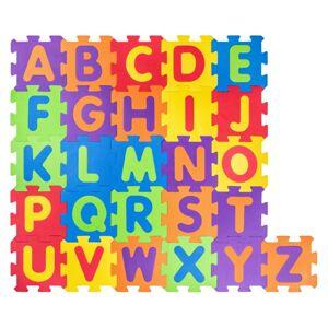 PLT Plast Penové Puzzle Abeceda