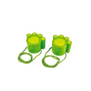 Hape Hračky na piesok - Mačacie labky zelené