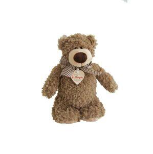 Lumpin Medveď Denis s mašľou 22 cm