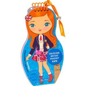 Presco Group Obliekame britskej bábiky - KATE