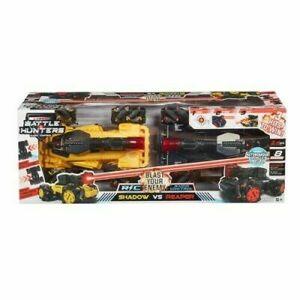 COBI COB MAN 33298 Laser Battle Hunters 2 autá R / C - poškodený obal