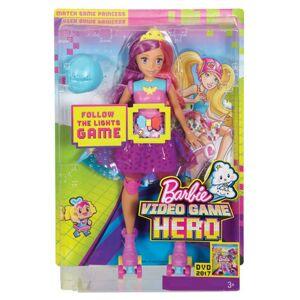 Mattel Barbie Vo svete hier Hrací kamarátka - poškodený obal