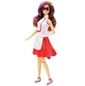 Mattel Barbie Tajný team - poškodený obal