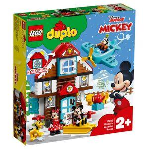 Lego Mickeyho prázdninový dom - poškodený obal