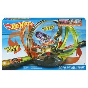 Hot Wheels Dráha Roto Revolúcia - poškodený obal