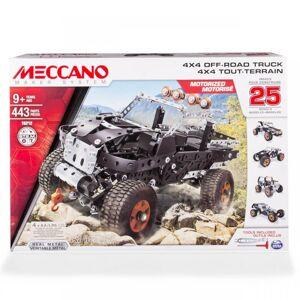 SPIN MASTER 106028599 MODEL 25 VARIANT S MOTOROM Meccano - poškodený obal