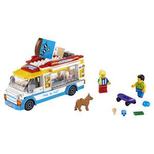 2260253 Zmrzlinářské auto - poškozený obal