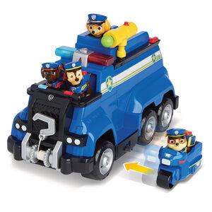 SPIN MASTER 106046716 PAW PATROL VEĽKÝ POLICAJNÁ VOZEŇ S EFEKT A motorky - poškodený obal
