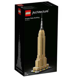 LEGO ARCHITECTURE 2221046 Empire State Building - poškodený obal