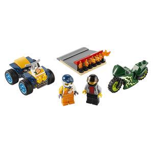 LEGO CITY 2260255 Tím kaskadérov - poškodený obal