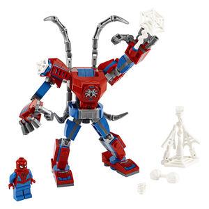 2276146 Spider-Manův robot - poškozený obal