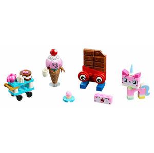 LEGO MOVIE 2270822 Najroztomilejší priatelia Unikitty! - poškodený obal