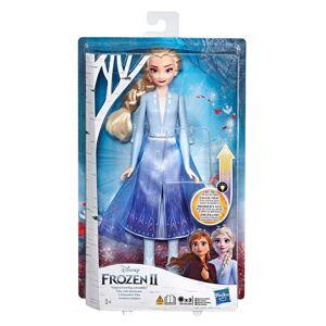 HASBRO 14E7000 Frozen 2 Svietiace Elsa - poškodený obal