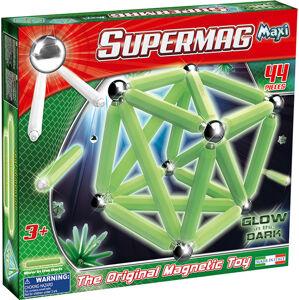 SUPERMAG 080117 Supermax fosforeskujúce 44d - poškodený obal