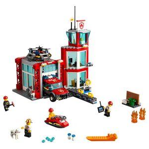 LEGO CITY 2260215 Hasičská stanica - poškodený obal