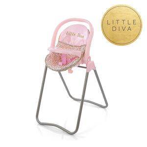 HAUCK 2993086 Jedálenská stolička Little Diva - poškodený obal
