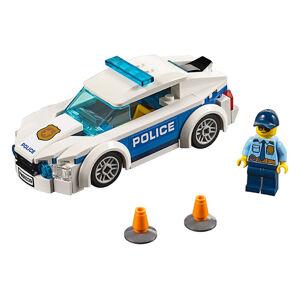 2260239 Policejní auto - poškozený obal