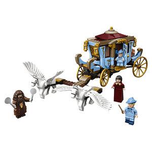 Lego Koč z Beauxbatonsu: Príchod do Rokfortu ™ - poškodený obal