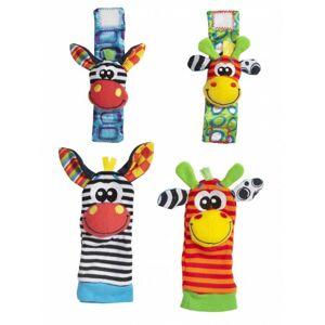 Playgro - Hrkajúce ponožky a náramky